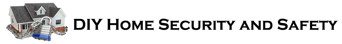 diy home security and safety site logo