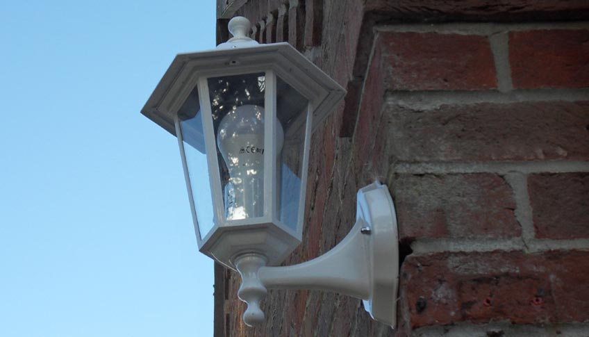 outdoor motion sensor lighting