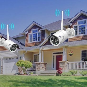 Best Outdoor Surveillance Cameras for Home Owners