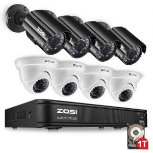 best outdoor surveillance cameras for home by zosi
